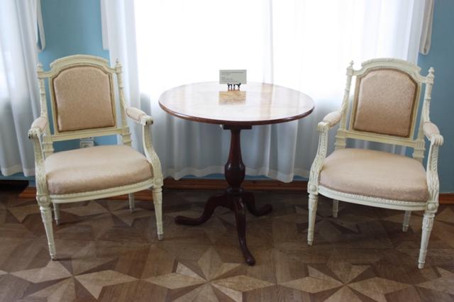 Калужская область, Музей –усадьба «Полотняный Завод». Комната хозяйки.
