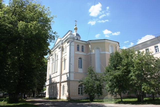 Тульская духовная семинария, Староникитская улица, дом 75.