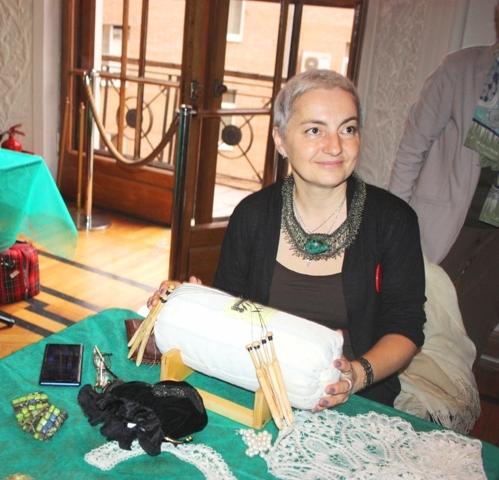 И. А. Урываева  (Москва). Фото: О. Ф. Журавлева