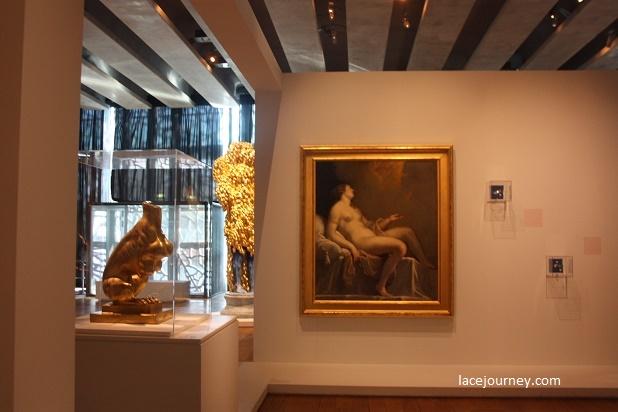 Марсель. Музей цивилизаций Европы и Средиземноморья (фр.Mucem). Выставка Or (Золото).