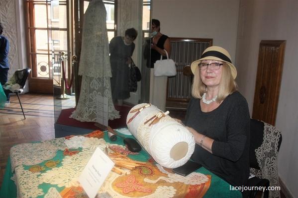 ВМДПНИ, «Шоу кружевниц», 22 августа 2020 г. Ольга Мамчур (Нижний Новгород).
